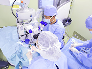 さまざまな手術に対応